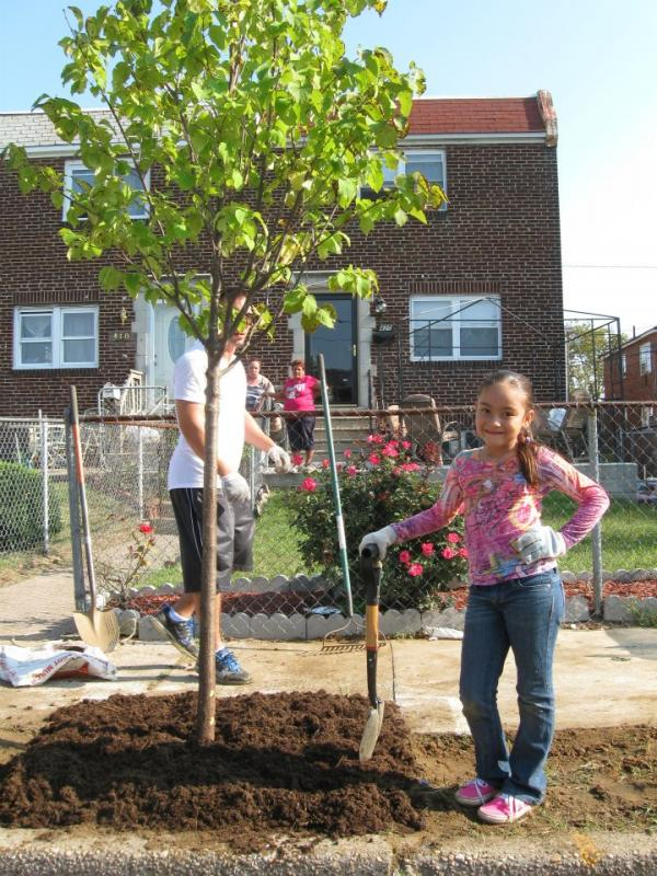 NJ Tree Foundation turns 20 - YouTube