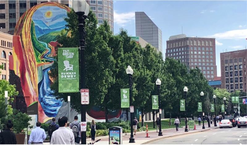 Rose Kennedy Greenway Conservancy Reviews And Ratings