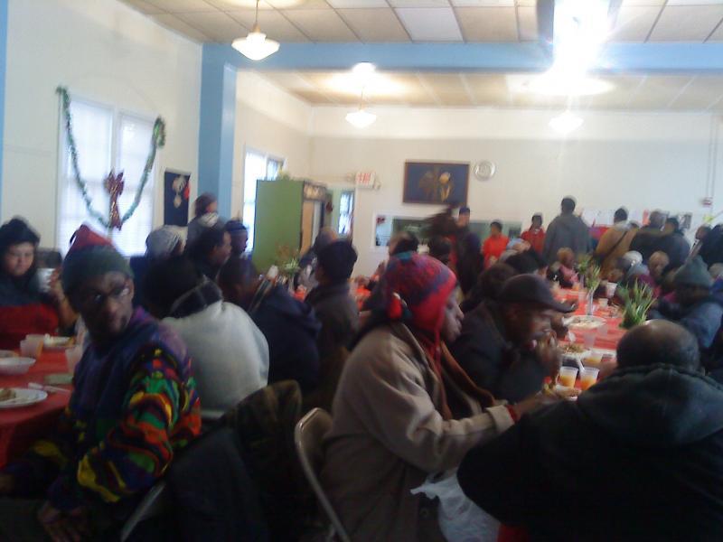 Lombard Central Presbyterian Church Soup Kitchen Nonprofit