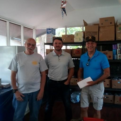 Tampa Bay Lightning Community Hero: Liberty Manor For Veterans Inc Nonprofit In Tampa, FL