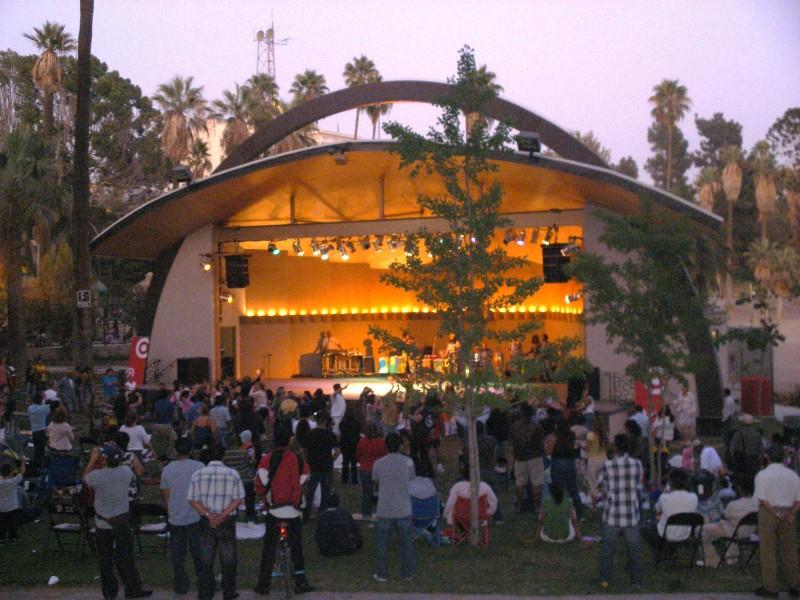 Friends of the Levitt Pavilion -Macarthur Park Reviews and
