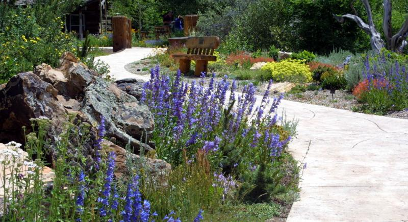 Betty Ford Alpine Gardens Reviews And Ratings Vail Co Donate