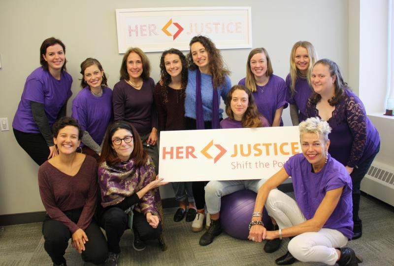 Her Justice Nonprofit In New York Ny Volunteer Read