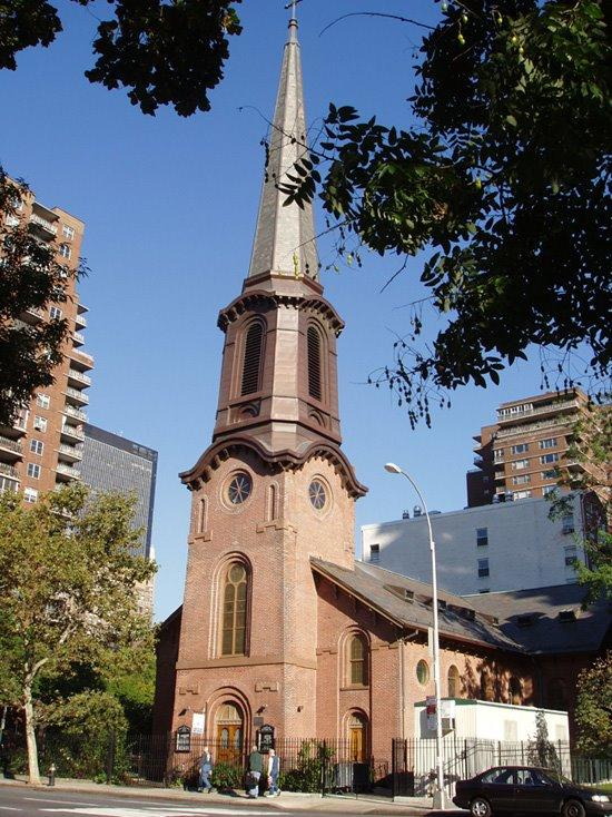Church Of The Holy Apostles Soup Kitchen