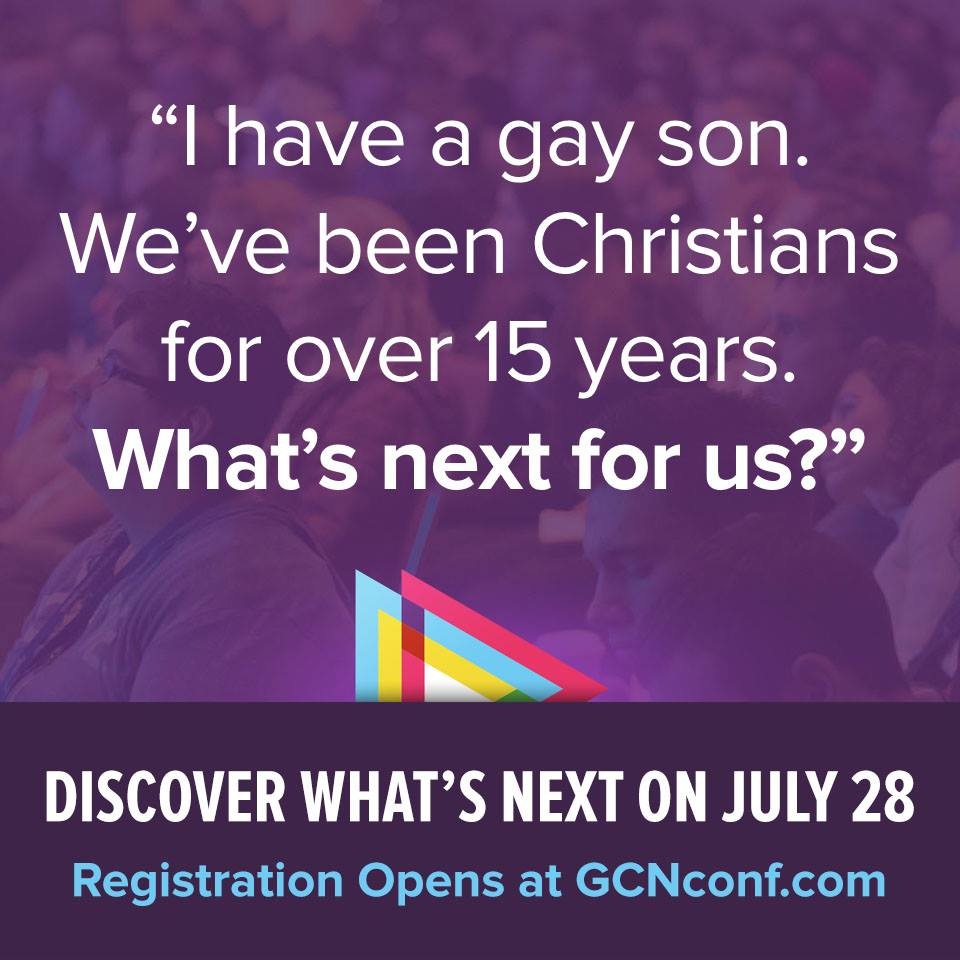 from Ernesto christian gay network