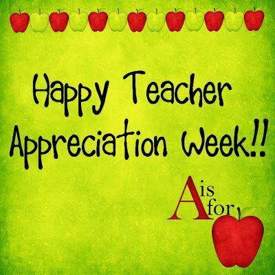teacher appreciation week essays