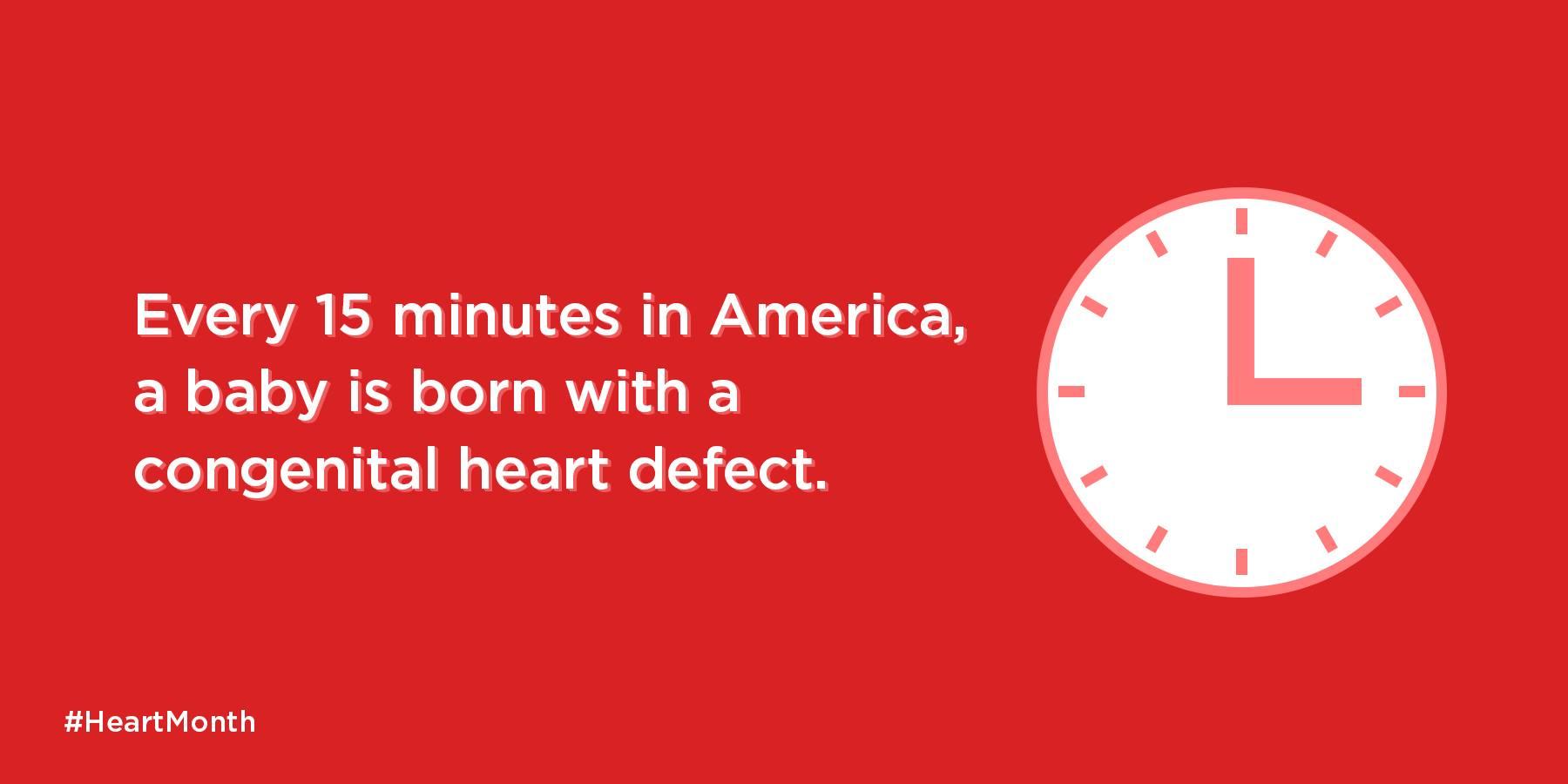 congenital heart walk
