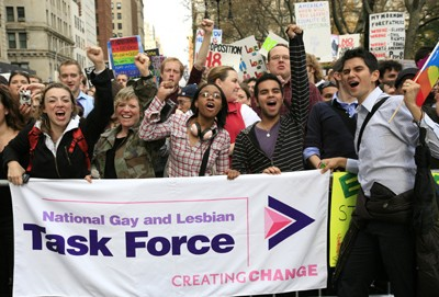 National gay task force