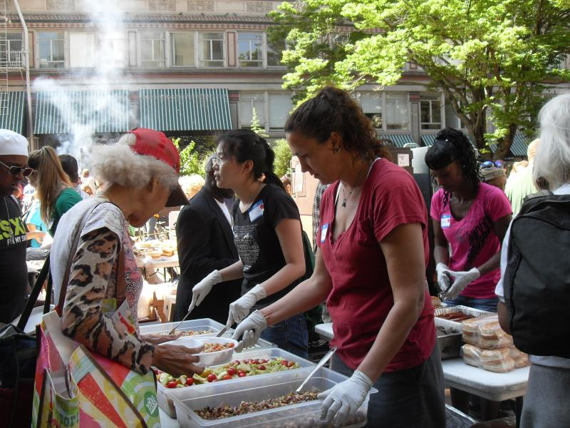 Soup Kitchens In Portland Oregon Volunteer