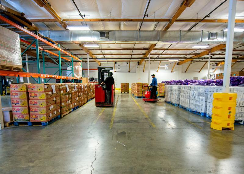 Food Bank Volunteer San Mateo