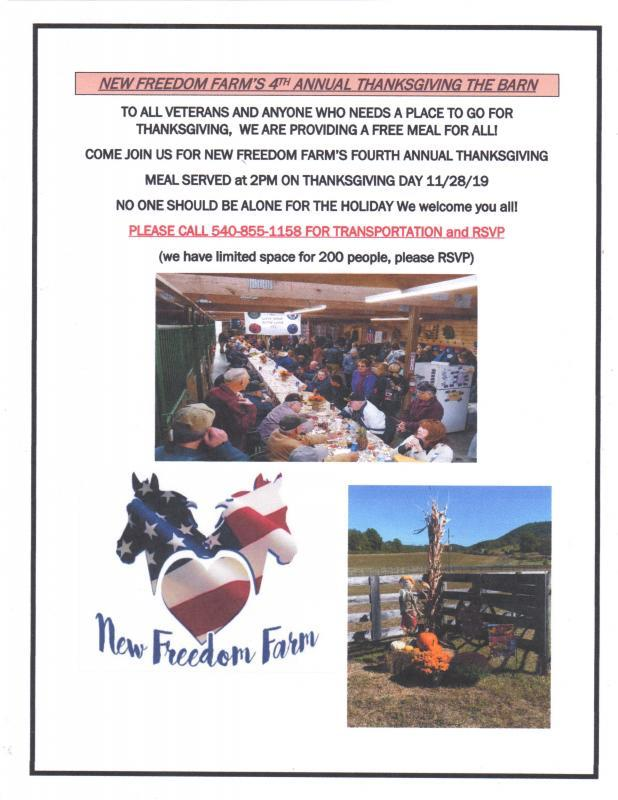 New Freedom Farm Reviews And Ratings Buchanan Va Donate Volunteer Review Greatnonprofits